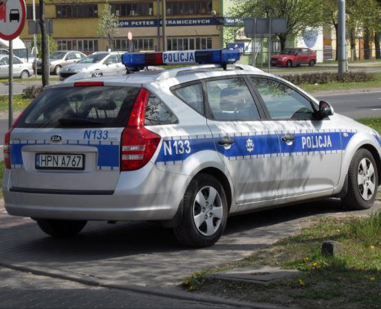 Policja Konin: Tragiczny wypadek w Modlibogowicach – dwie osoby nie żyją