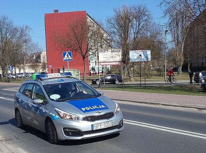 Policja Konin: Dla każdego jest miejsce na drodze